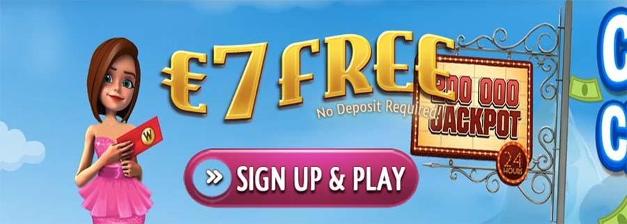 Darmowy bonus casino bez depozytu